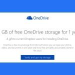 100 Gigabyte kostenloser OneDrive-Speicher-Platz für jeden