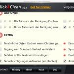 Google Chrome: Browserverlauf beim Beenden löschen