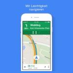 Google Maps mobil per Sprach-Eingabe nutzen