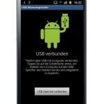 Android-Mobil-Gerät wird am PC oder Mac nicht erkannt
