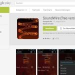 Android-Handy oder Tablet als PC-Lautsprecher nutzen