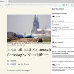 So verwendet man die Lese-Ansicht im Spartan-Browser