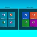 Windows 8.1: Andere Hintergrundfarbe für Startseiten-Kacheln
