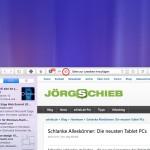 Webseiten später lesen mit Safari für OS X