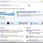 Google Chrome ist jetzt erweiterbar