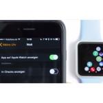 Apps auf der Apple Watch installieren