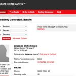 Zufalls-Namen gratis per Generator generieren