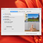 Mac-Trackpad: Tippen zum Klicken mit der Maus