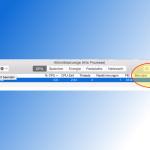 Mac: Anderen Benutzer abmelden