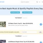 Apple Music: Wiedergabe-Listen suchen und am iPhone abspielen