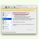 Per Mac-Dock auf Apps in der Windows-VM zugreifen