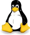 Pinguin Tux, das Linux-Erkennungszeichen