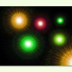 Farb-Feuerwerk in Photoshop erzeugen mit wenigen Klicks