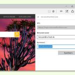 Edge-Browser: Gespeicherte Kennwörter bearbeiten