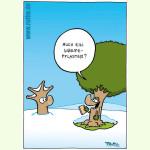 Trübe PC-Tage erhellen mit Cartoons
