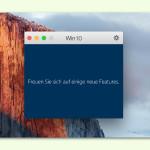 Parallels Desktop: Virtuelle Maschinen immer im Blick