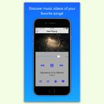 Musik-Videos für Songs aus der iTunes-Bibliothek finden