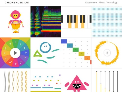 chrome-music-lab