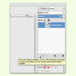 GIMP: Neue Ebene schneller anlegen