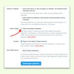 Videos auf der Twitter-Website nicht automatisch abspielen
