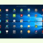 Windows-Programme per iPad-ähnlichem Starter öffnen