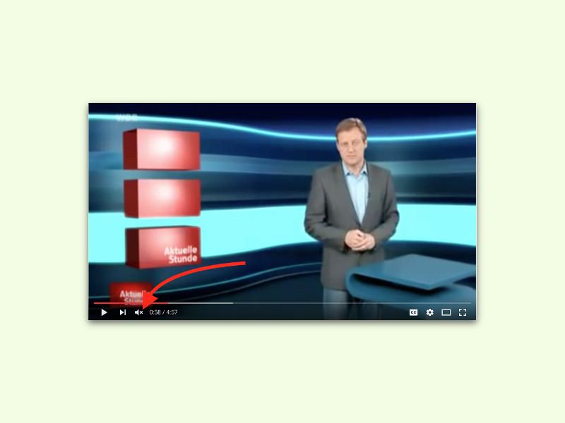 video ohne ton: