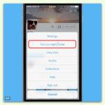 Nacht-Modus in Twitter für iOS aktivieren
