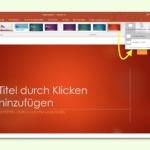 PowerPoint: Seiten-Format für Präsentationen anpassen