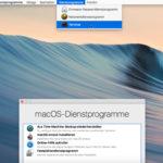Kennwort bei macOS Sierra zurücksetzen