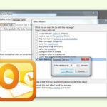 Outlook: Nachricht senden rückgängig machen