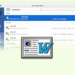 Word-Dateien schneller öffnen