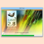 GIMP: Bild transparent machen