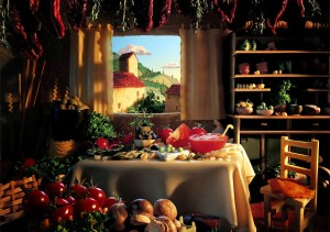 Foodscapes: Carl Warner (2)