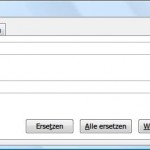 Text in Word-Dokumenten ersetzen