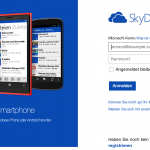 Microsoft muss Skydrive umbenennen