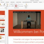 PowerPoint: Video von YouTube einfügen
