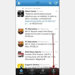 Twitter für iPhone: Vom Twitter Account abmelden