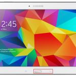 Galaxy Tab: Screenshot des Bildschirminhalts anfertigen