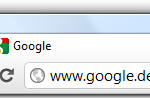 Tab anheften in Google Chrome