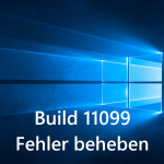 WSClient.dll-Fehler in Windows 10 Build 11099 beheben