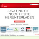 Java in Windows 10 installieren