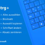 Das Word-Tastatur-ABC