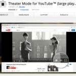 YouTube-Videos immer im Kino-Modus