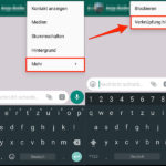 WhatsApp-Shortcuts für Home-Screen