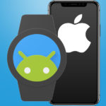 Android Smart Watch mit iPhone benutzen